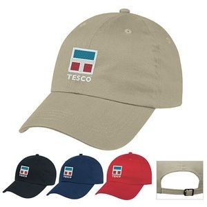BIC Graphic® Natural Brushed Twill Cap