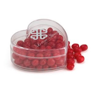 Heart Shaped Candy Container