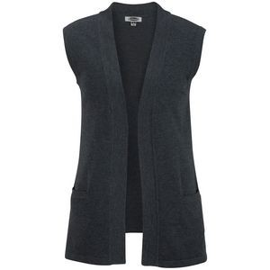 Edwards Ladies' Open Cardigan Sweater Vest