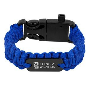 Crossover Outdoor Multi-Function Tactical Survival Band With Fire (Direct Import - 8-10 Weeks Ocean)