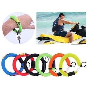Key Floaties Wrist Rings